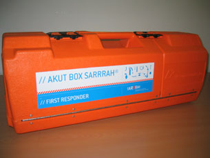 Akut Box SARRRAH® First Responder
